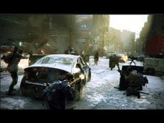 THE DIVISION REVIEW IN PROGRESS - THE FIRST HOURS