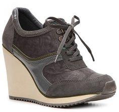 ShopStyle: Philip Simon Peyton Wedge Sneaker