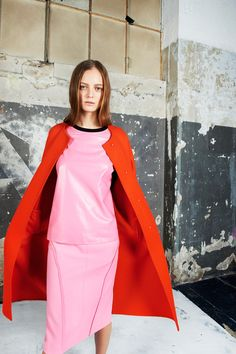 Vionnet | Pre-Fall 2014 Collection | Style.com