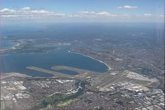 Arriving by plane - Sydney Airport - Sydney, New South Wales, Australia