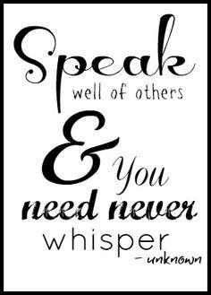 great advise.