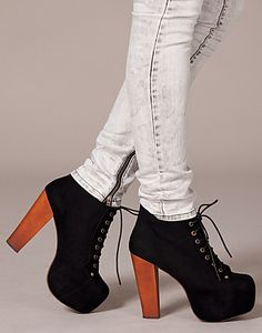 Lita (by Jeffrey Campbell)...this is gonna happen soon. Me and these Litas need to happen