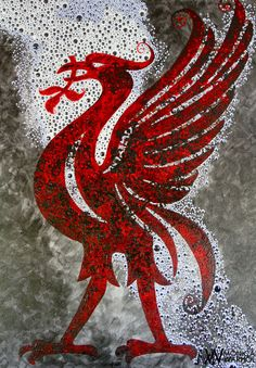 Garbage Can Bird by Monica Warhol Liverpool Fc Badge, Liverpool Tattoo, Anfield Liverpool, Salah Liverpool, Liverpool Players, Liverpool Football Club, Liverpool Fc Wallpaper, Liverpool Wallpapers, History Of England