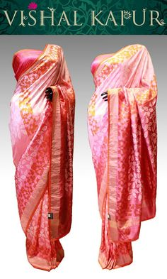 Pure silk printed Saree (VKSR522)See our latest product upoloaded on our website...