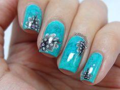 Brit Nails #nail #nails #nailart