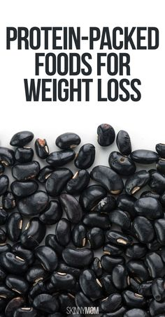 Ready to shed pounds? These foods can help!