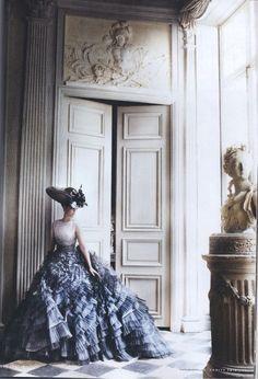 Kristen Stewart in Dior Haute Couture ss 2012