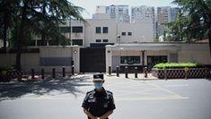 Egyetlen hétvége alatt zárt be a csengtui amerikai konzulátus