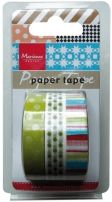 Paper tape - Funky - Kommer i august! - Global Hobby og Kunst