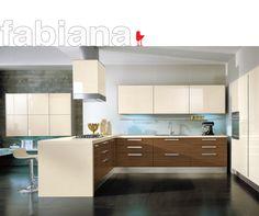 ▷ Современные модели Cucine LUBE Italy - Модель Fabiana