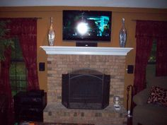 Custom Flat Screen Mounting and Surround Sound www.sjpnetwork.com