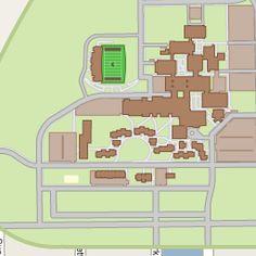 17 Best Southwest Minnesota State University images ... Umd Duluth Campus Map Liry on