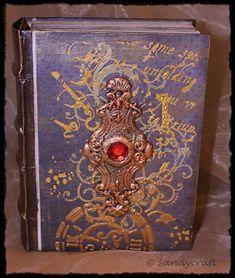 Sandy-Craft: Mein kleines Zauber-Buch ..... Books, Cards