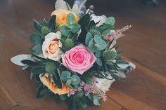A Mori Lee dress for a Pastel Vintage Glam Barn Wedding | Love My Dress® UK Wedding Blog