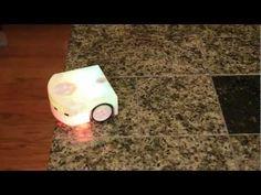 Thymio robot from TechyKids