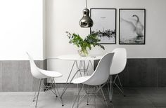 House Tour: Take a trip downstairs Scandinavian Interior, Your Space, House Tours, Room Inspiration, House Design, Living Room, Interior Design, Chair, Furniture