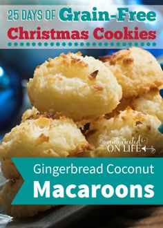 25DOFGFCC-GingerbreadCoconutMacaroons