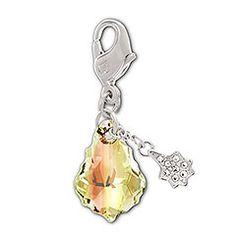 Crystal AB Baroque Charm