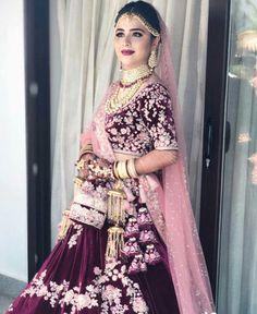 Fashion Photography Inspiration Studio Posts 55 Ideas For 2019 Lehenga Wedding, Indian Bridal Lehenga, Indian Bridal Fashion, Indian Bridal Wear, Indian Wedding Outfits, Bridal Outfits, Indian Outfits, Indian Clothes, Wedding Dresses