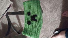 Mindcraft scarf
