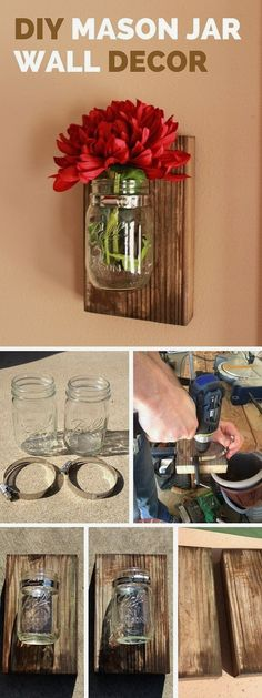 DIY rustic home decor ideas are constantly evolving and offering up  ..