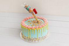 How to Make a Gravity Cake #gravity #cake #diy #sprinkles #beginner