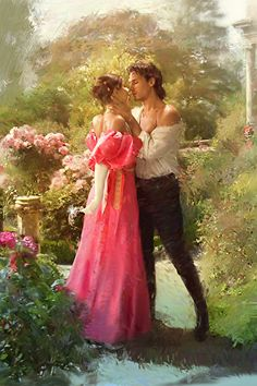 Art by James Griffin Romance Novel Covers, Romance Novels, Romance Arte, James Griffin, Romantic Pictures, Book Cover Art, Cover Books, Victorian Art, Human Art