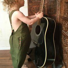 Barefoot Romper - Girls + Boys