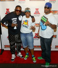 Entrepreneur and famed pro skater Stevie Williams joined forces with celebrity stylist Middleman Fresh, to host FRESH! an Asphalt Yacht Club and Fresh 2 Def ATL pop-up shop and style suite. Jump-starting the 2013 BET Hip-Hop Awards weekend,