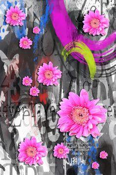 ARTFINDER: Pink Dreams by Randi Grace Nilsberg - Color photo with digital texture.