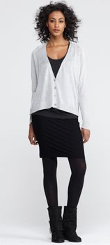 Shop Petite Clothing for Women at EILEEN FISHER if I ever dressed up, this would be it
