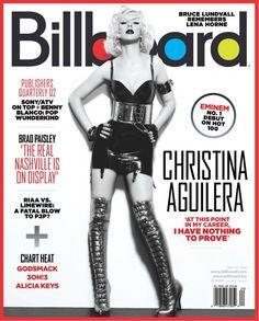 Christina Aguilera - Billboard Magazine