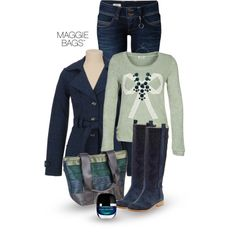 A fashion look from November 2013 featuring Molly Bracken sweaters, Pepe Jeans London jeans and Matt Bernson boots. Browse and shop related looks.