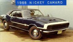 1968 Nickey 427
