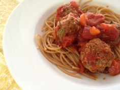 Learn how team member and mom Christine adds vegetables to her meatballs to enhance the flavor and add a nutritional boost to the meal.