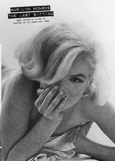 Marilyn Monroe: The Last Sitting by Bert Stern http://www.amazon.com/dp/0307391647/ref=cm_sw_r_pi_dp_gM47ub0S3KEAR