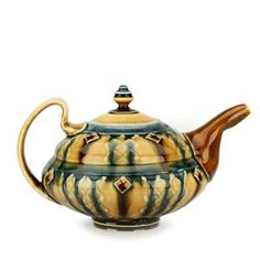 porcelain teapots