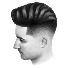 Não existe maneira melhor de renovar o visual do que atualizando o seu corte de cabelo. Ele é o cartão de visitas mais eficiente que um homem pode ter, sej