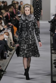 Oscar de la Renta RTW Fall 2012 - Truly Obsessed with this!
