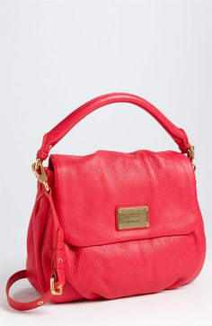 $428 (in EVERY color!) MARC BY MARC JACOBS 'Classic Q - Little Ukita' Shoulder Bag available at #Nordstrom