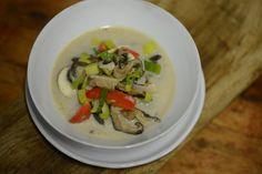 Tom Yam Gung – Suppe