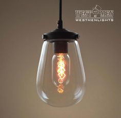 Westmenlights Mini Round Globe Glass Pendant Lighting Kitchen Bubble H – westmenlights--Edison industrial lighting supplier and designer