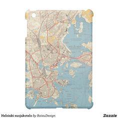 Helsinki suojakotelo cover for the iPad mini Ipad 1, Ipad Mini, Ipad Case, Helsinki, Cover