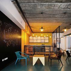 Galeria de Escritório BigBek / SNKH Architectural Studio - 9