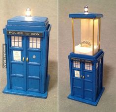 Doctor Who Engagement Ring Box