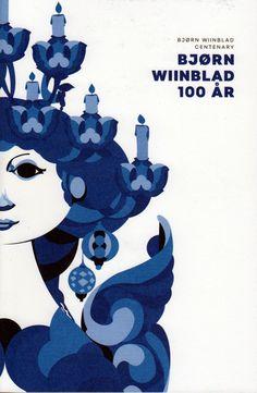 Bildergebnis für wiinblad poster Branding, Smurfs, Poster, Fictional Characters, Vintage, Art, Design, Art Background, Brand Management