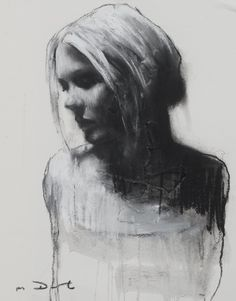 The Grace of Mark Demsteader - Zach Krasner - Medium Mark Demsteader, Figure Painting, Figure Drawing, Painting & Drawing, Portrait Sketches, Portrait Art, Shadow Art, Anatomy Art, Chiaroscuro