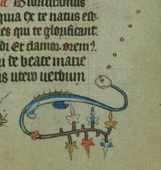 1420‒30年頃 Walters Ms. W.166 f.40r