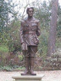 Rupert Brooke - The Old Vicarage, Mill Way, Granchester, Cambridgeshire, UK - Dead Poets' Society Memorials on Waymarking.com