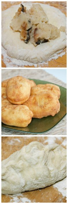 Russian potato piroshki recipe